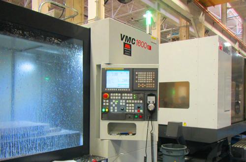CNC machines running 24/7