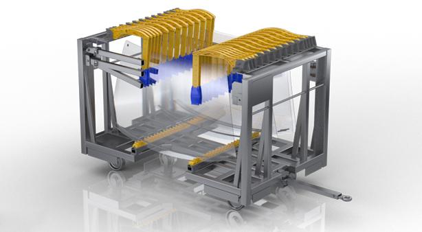 pallet-glass-rack