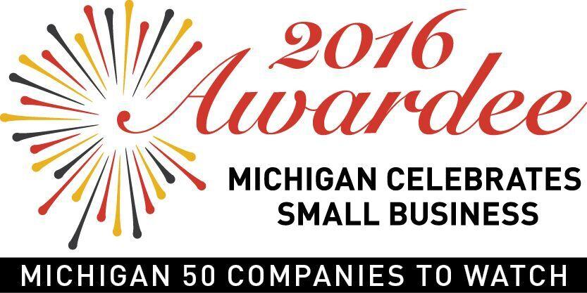 "2016 ""Michigan 50 Companies to Watch"