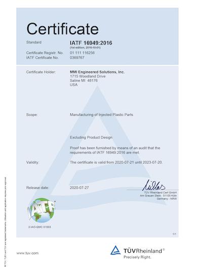 IATF 2020